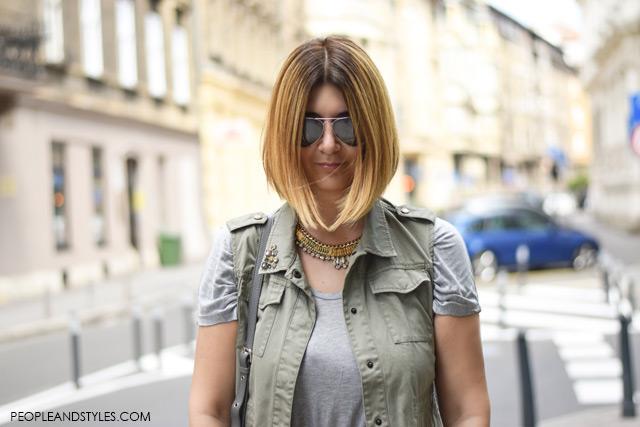 What to wear: tall girls street style inspiration, Tonka Antonija Mandić