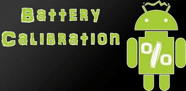 kalibrasi baterai yang rusak