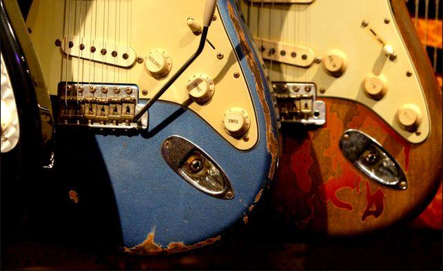 Mantenimiento y Limpieza de la Guitarra