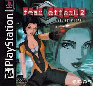 Fear Effect 2: Retro Helix cover