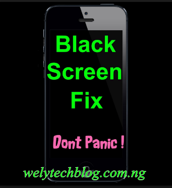 My Phone Screen Went Black But Still Works – Easy Steps To Fix It