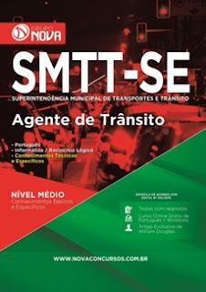 Apostila SMTT Estância 2016 Agente de Trânsito