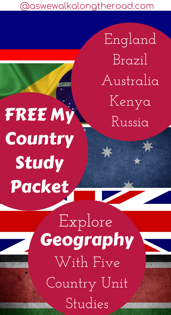 Free geography unit studies