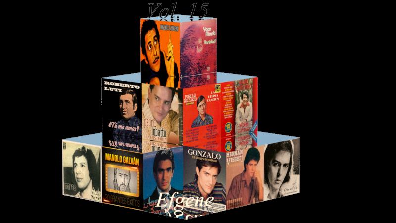 Una selección de las mejores baladas en español de los 70's, 80's y 90's