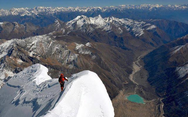 Mount Saipal Bajhang