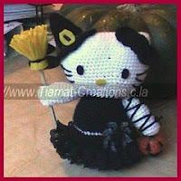 Kitty de Halloween