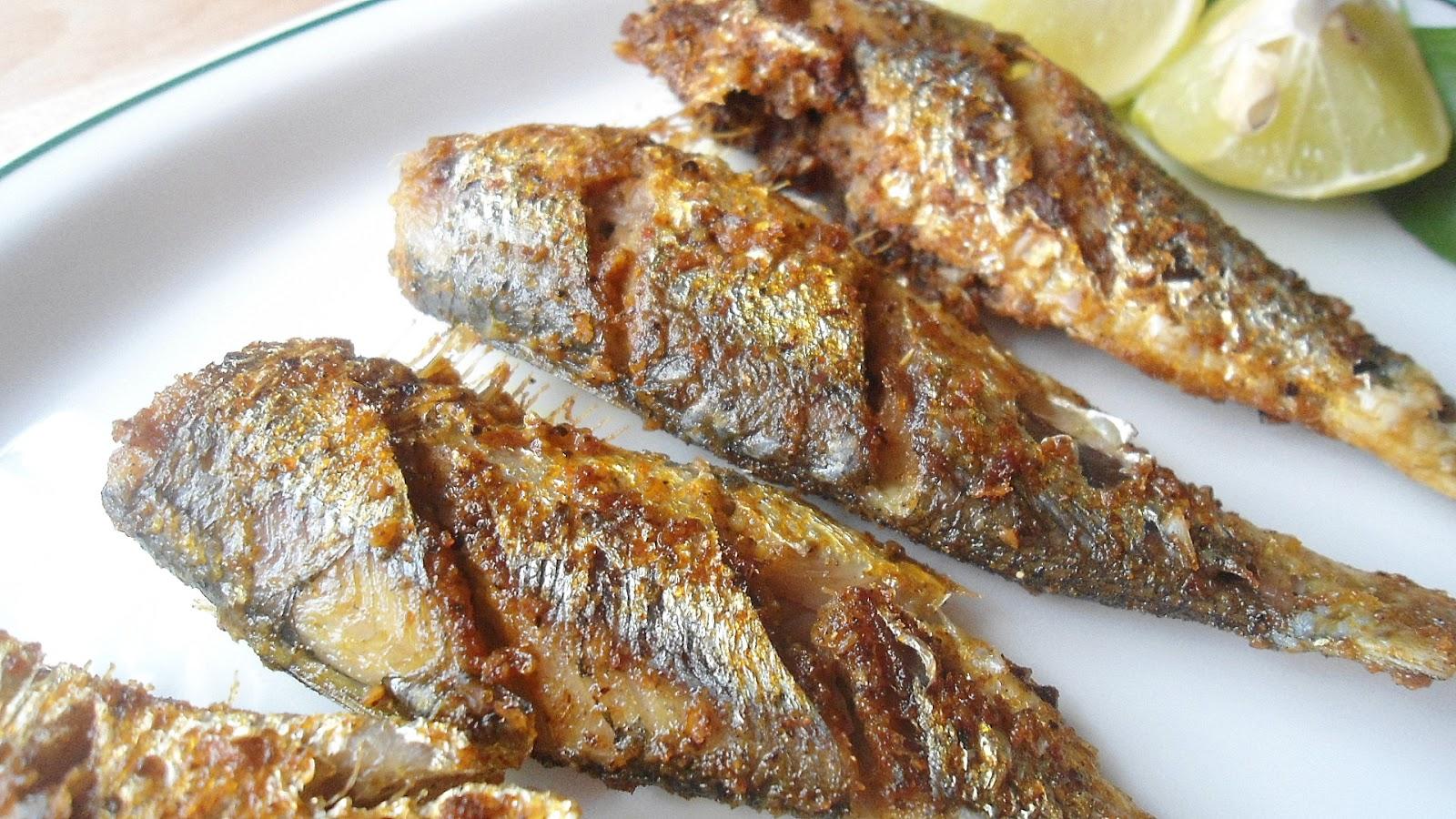 Babi S Recipes Chala Meen Fry சால மீன் வறுவல் Sardine