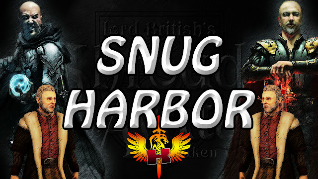 Snug Harbor POT, 2 Player Vendors Checked (8/30/2017) ♥ Shroud Of The Avatar Market Watch