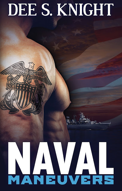 The hard-to-resist attraction of duty, honor, service. Naval Maneuvers @DeeSKnight #eroticromance