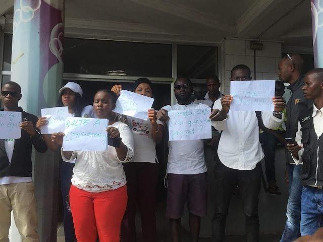 Guinée: le collectif des travailleurs du groupe SGI Médias revendique le payement des reliquats de deux mois.