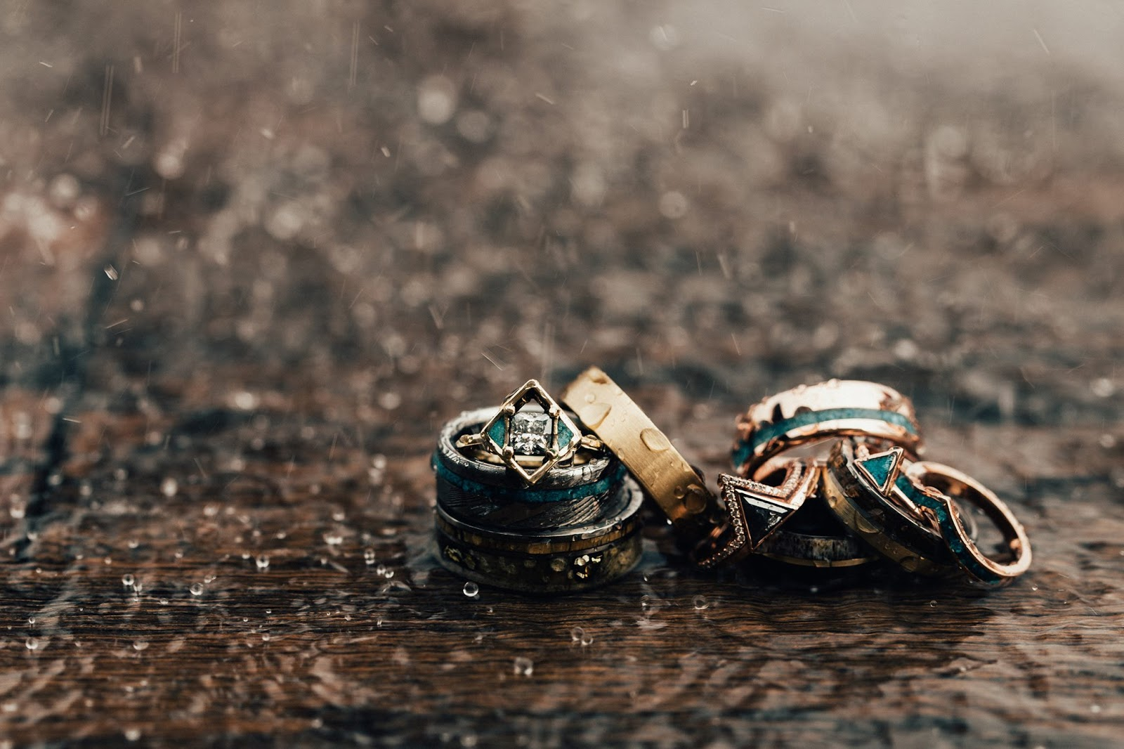 Q+A: STAGHEAD DESIGNS   MEANINGFUL WEDDING BANDS - U.S.A DESIGNER SPECIAL