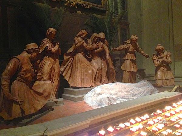 Compianto de la catedral de Bolonia