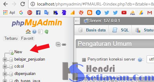 Contoh Program Kasir Dengan Phpmyadmin Setup Bmfreedom