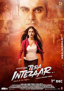 Tera Intezaar First Look Poster