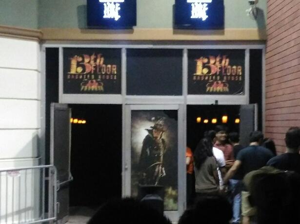 Fear farm vs 13th floor arizona haunted house review for 13th floor az reviews