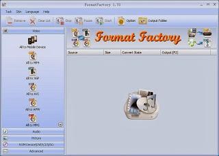 تحميل برنامج فورمات فاكتوري 2014 مجانا