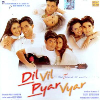 Dil Vil Pyar Vyar Hindi Songs MP3