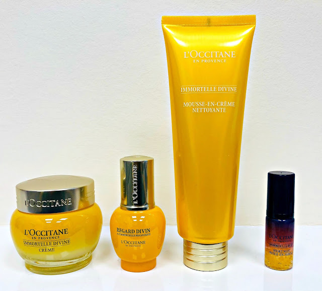 L'occitane Immortelle Youth Collection QVC Deal
