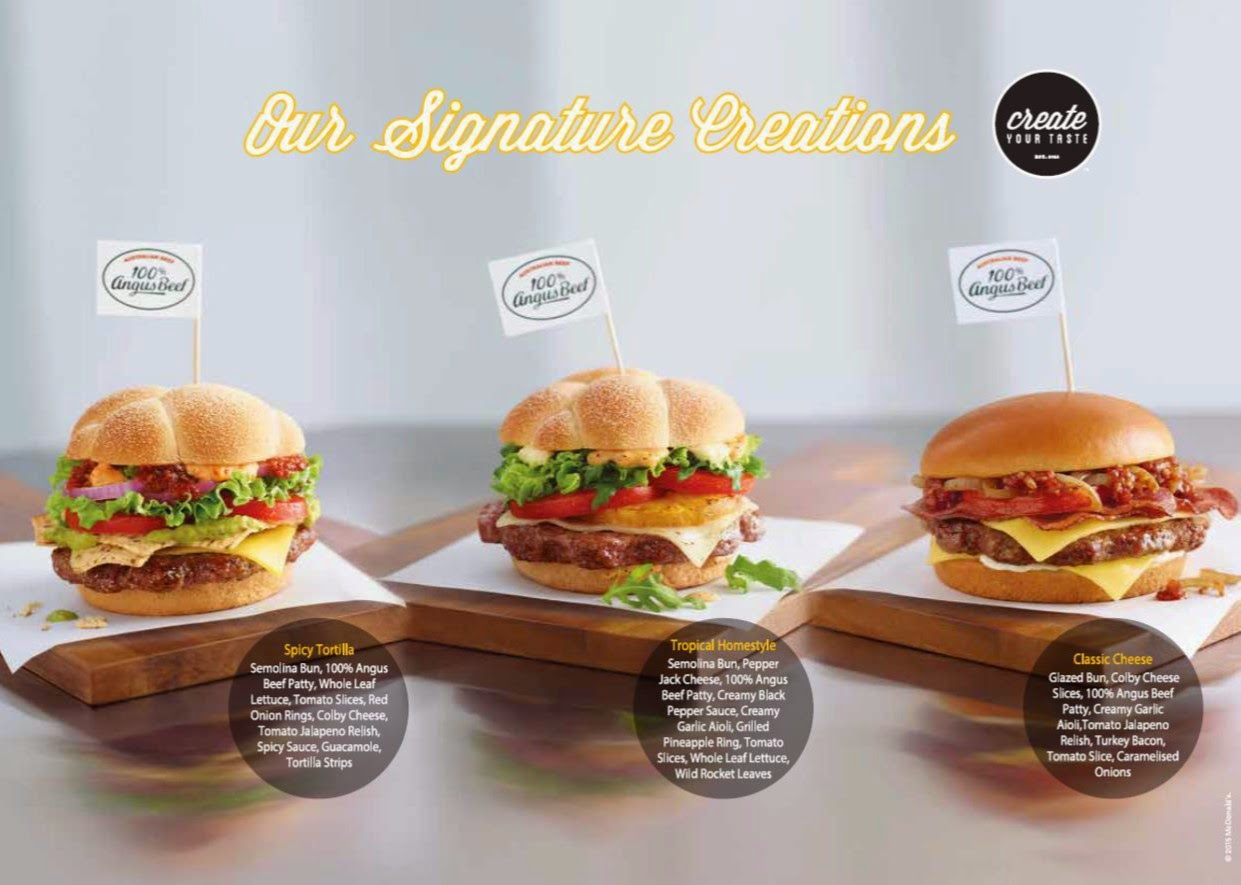 Meryl Shout Out Mcdonald S Singapore Create Your