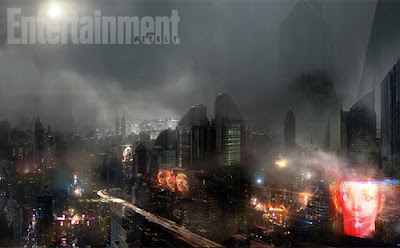 Blade Runner Sequel Concept Art 2
