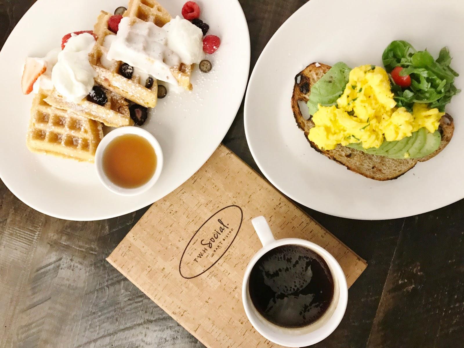 Bijuleni - Breakfast at TWH Social