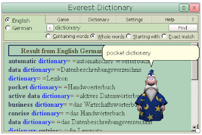 Download Everest Dictionary version 3.10 Offline Installer free