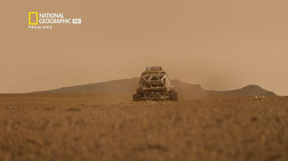 National Geographic's MARS - episode 1, season 2