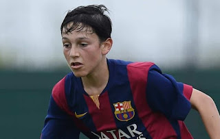 Done Deal ! Arsenal Complete New Signing of This Young Barcelona player.