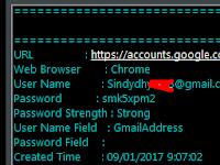 Dump User Password Berbagai Jenis Akun Internet di Komputer dengan Nj Password