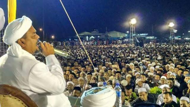 Merinding ! ini [Transkrip Lengkap] Amanat Penting Habib Rizieq Syihab saat Kunjungi Aceh