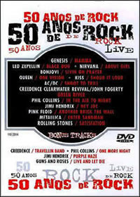 filme - 50 Anos de Rock – DVDRip