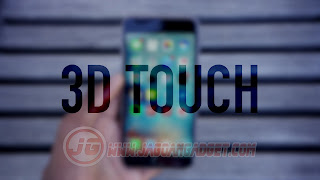 iPhone 6S BM fitur 3D Touch