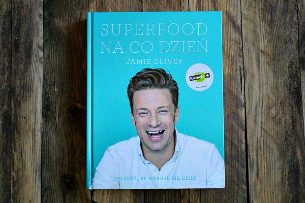 Wymyśl nową nazwę dla bloga i wygraj książkę Superfood (Oliver Jamie)