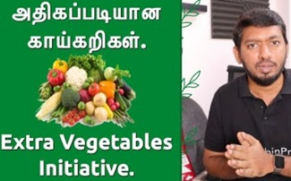 Extra Vegetables Initiative (Idea for Discussion)