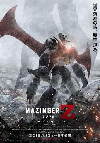 Mazinger Z: Infinity (BRRip 720p Japones Subtitulada) (2017)