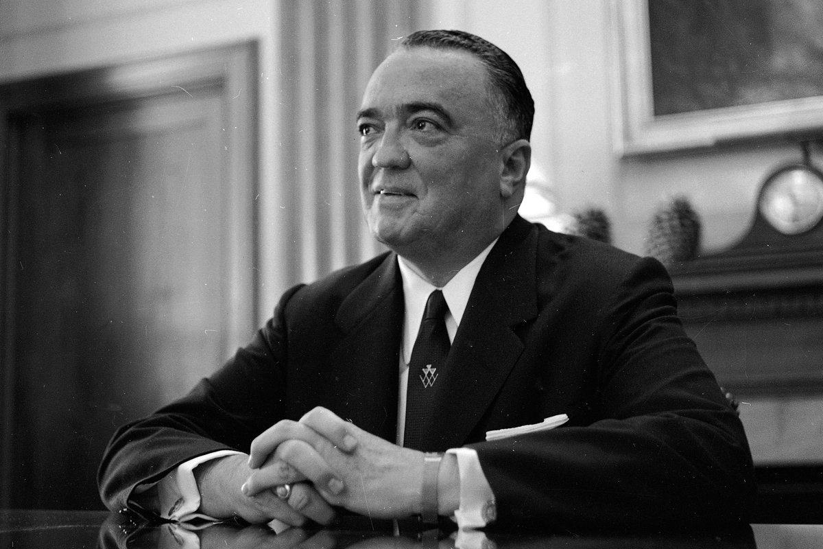 The Midnight Freemasons: J. Edgar Hoover: Freemason Or Not?