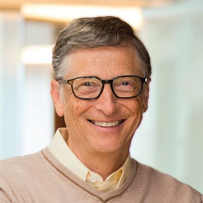 Bill Gates - 10 Pengusaha paling sukses di dunia