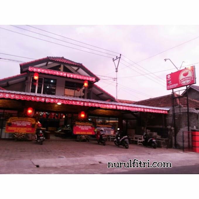 Menikmati Ramen di Juyo Express-Subang