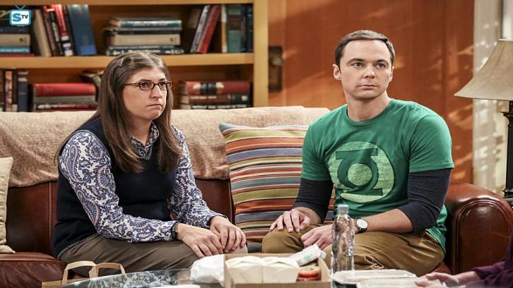 The Big Bang Theory - Episode 10.04 - The Cohabitation Experimentation - Promo, Sneak Peeks, Promotional Photos & Press Release