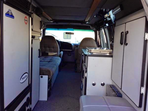Used RVs 1994 Ford Sportsmobile Camper Van For Sale by Owner