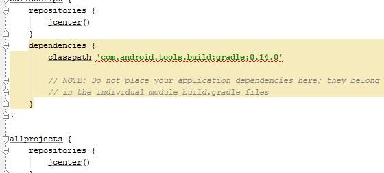 Cara Mengimport Gradle Project di Android Studio dengan Benar