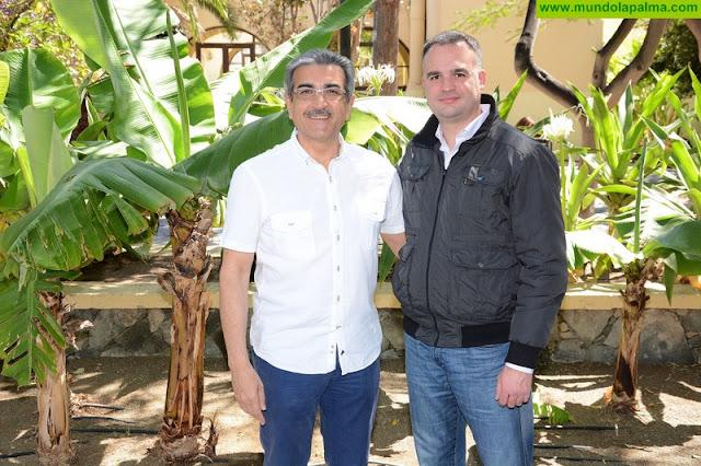 NC exige al gobierno de canarias medidas para acabar con el mayor coste del combustible en La Palma
