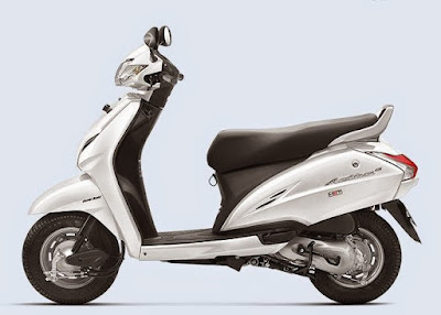 Honda Activa 3G side look wallpaper HD