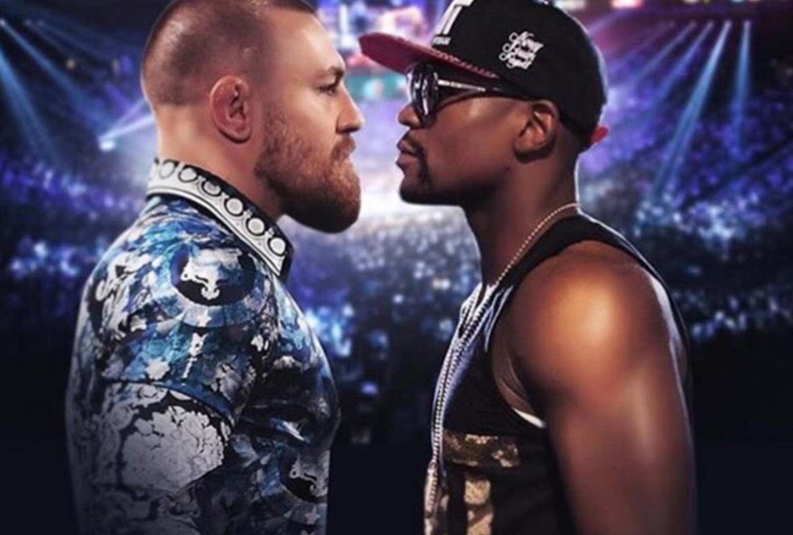 FLOYD MAYWEATHER VS CONOR MCGREGOR 3
