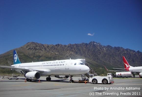 Berburu Tiket Pesawat Murah Ke New Zealand