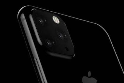 Apple Akan Rilis iPhone XI Yang Dilengkapi Tiga Kamera