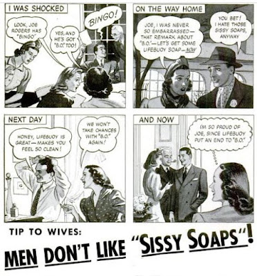 Men Don't Like Sissy Soaps