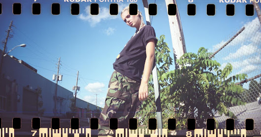 Lomography Sprocket Rocket is Groovy