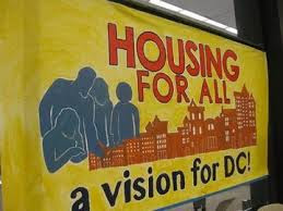 Affordable housing continues to weigh heavily on the powers that be in the Washington D.C. area.