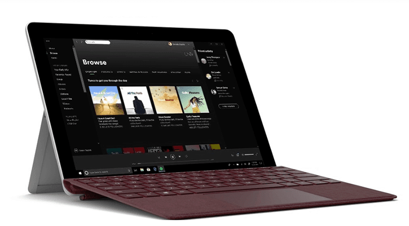 Microsoft Surface Go is now available at Villman